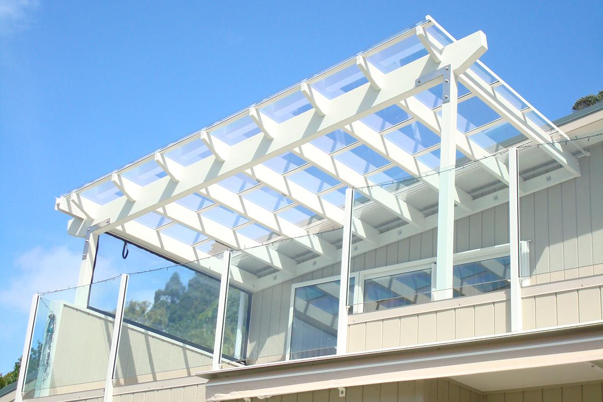 Crystalite Glazing Panels Alsynite One Nz Ltd